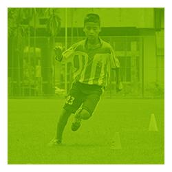 Desarrollo de talento deportivo