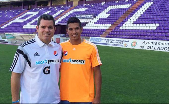 Sebastián Cano Caporales Secasports - Sebastián Cano Caporales: Un agente FIFA enamorado de su profesión