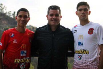 Sebastián Cano Caporales- Un agente FIFA enamorado de su profesion