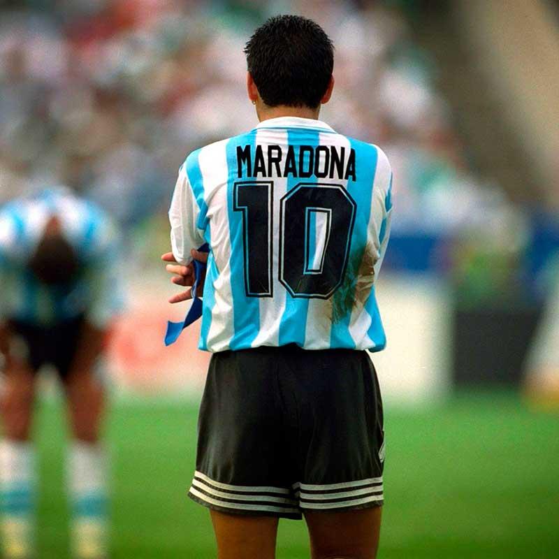 Sebastian Cano Caporales Maradona el legado de un jugador extraordinario 2 - Sebastian Cano Caporales: Maradona, el legado de un jugador extraordinario