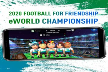 Venezuela participará en el Football for Friendship