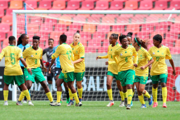 Programa Forward-FIFA respalda al fútbol femenino en Sudáfrica