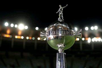Sebastian Cano Caporales-Sorteo de la fase de grupos de la Copa Libertadores 2021