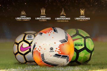 Sebastian Cano Caporales- Fechas de la Copa Libertadores Femenina 2021