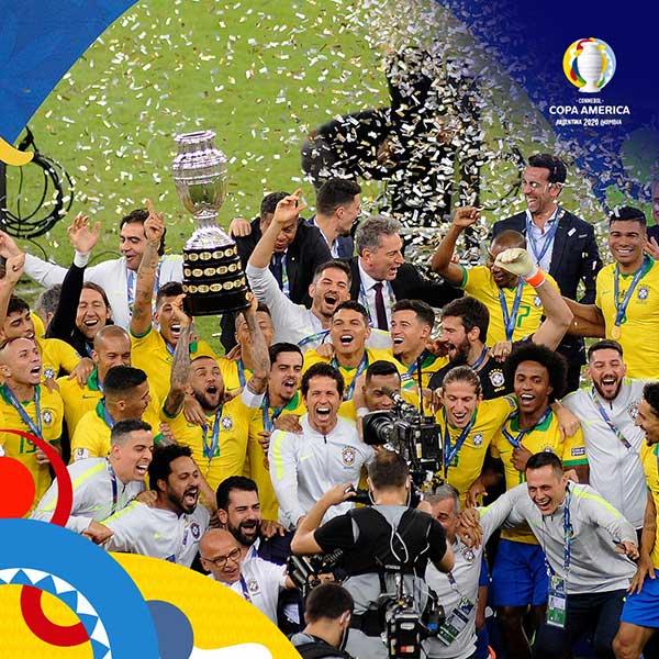 Sebastian Cano Caporales Brasil y Venezuela abriran la Copa America 2 - Brasil y Venezuela abrirán la Copa América