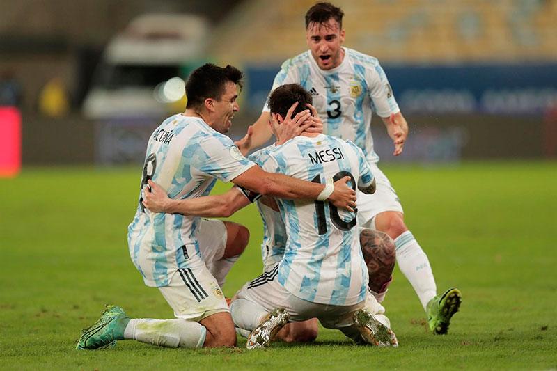 Sebastian Cano Caporales Argentina es campeon de la Copa America 4 - Argentina es campeón de la Copa América