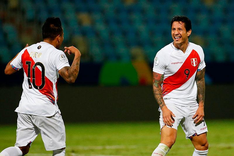 Sebastian Cano Caporales La Copa America se acerca a la final 3 - Sebastián Cano Caporales: La Copa América se acerca a la final