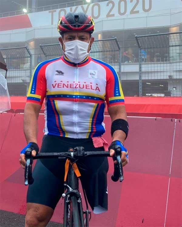 Sebastian Cano Caporales Los mejores momentos de Venezuela en los Paralimpicos 2020 2 - Sebastián Cano Caporales: Los mejores momentos de Venezuela en los Paralímpicos 2020