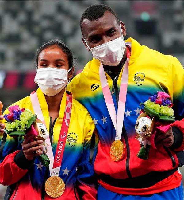 Sebastian Cano Caporales Los mejores momentos de Venezuela en los Paralimpicos 2020 4 - Sebastián Cano Caporales: Los mejores momentos de Venezuela en los Paralímpicos 2020