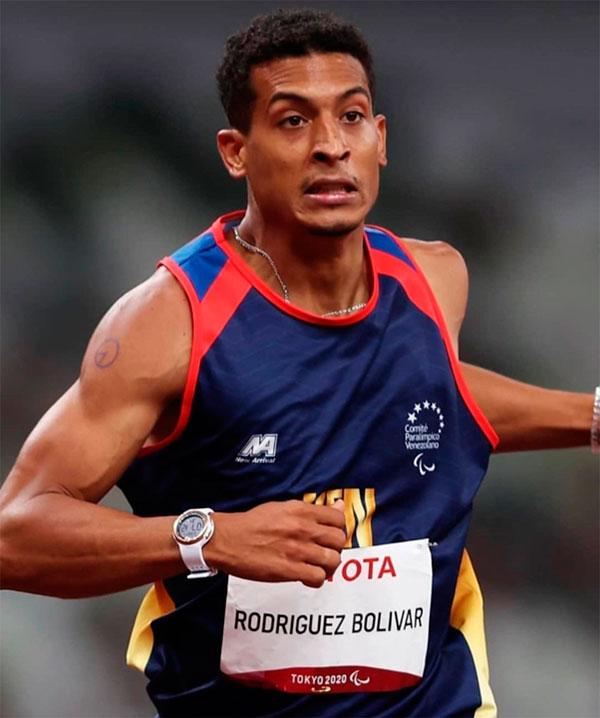 Sebastian Cano Caporales Los mejores momentos de Venezuela en los Paralimpicos 2020 5 - Sebastián Cano Caporales: Los mejores momentos de Venezuela en los Paralímpicos 2020