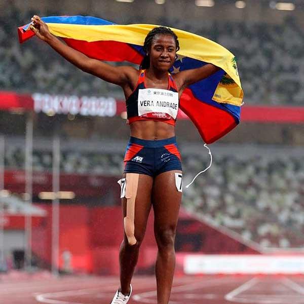 Sebastian Cano Caporales Los mejores momentos de Venezuela en los Paralimpicos 2020 6 - Sebastián Cano Caporales: Los mejores momentos de Venezuela en los Paralímpicos 2020